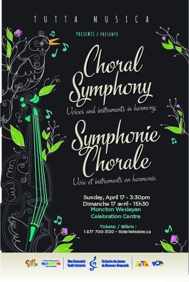 Tutta Musica, choirs join forces for 'A Choral Symphony'
