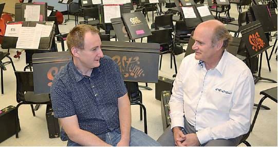Israeli music director visits New Brunswick to study Sistema: 'I was so impressed'