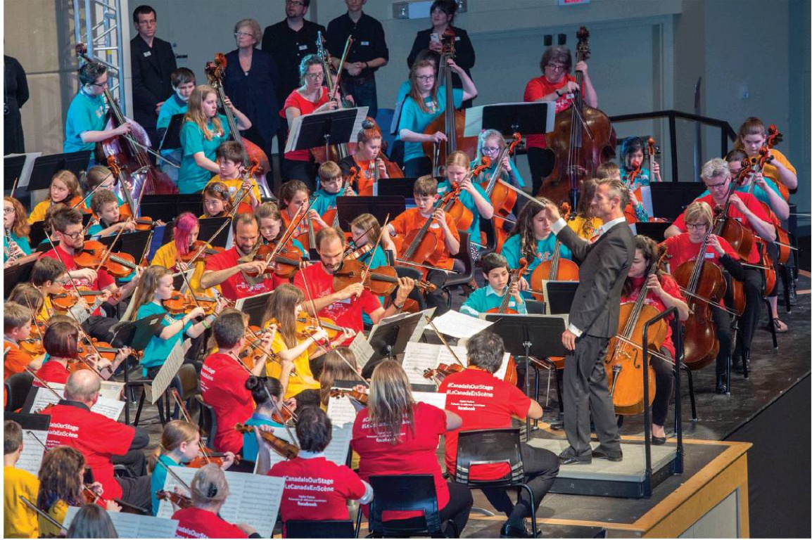 Sistema NB – children making music together in a transformational journey
