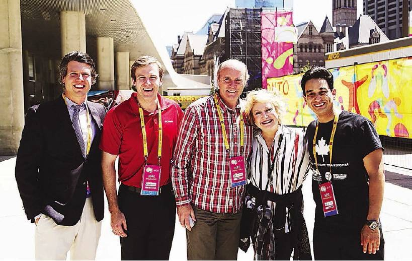 YOA Orchestra of the Americas performs at Pan American Games