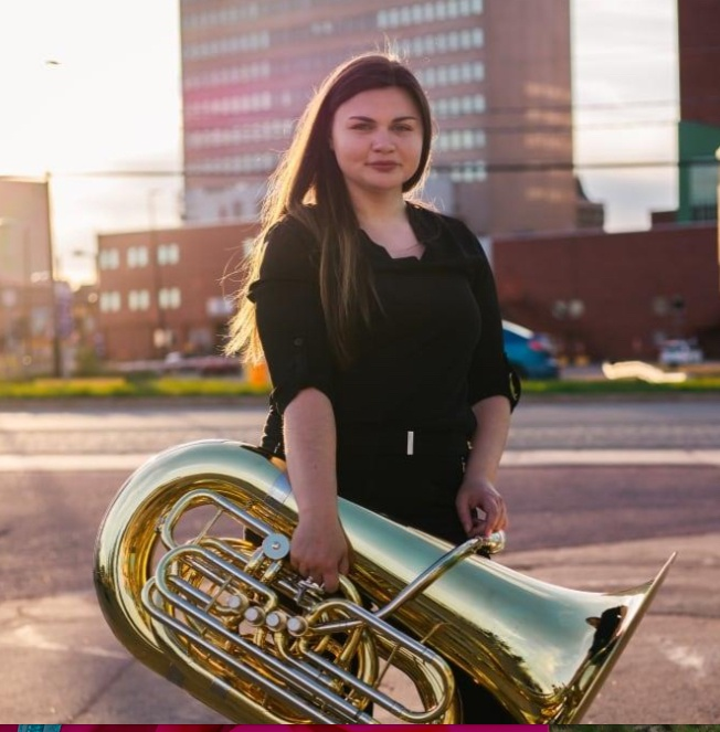 Gabrielle Carruthers named to list of 30 Hot Canadian classical musicians under 30, 2020 edition
