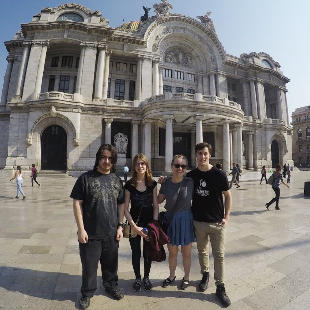 NB Youth Orchestra musicians travel to Mexico