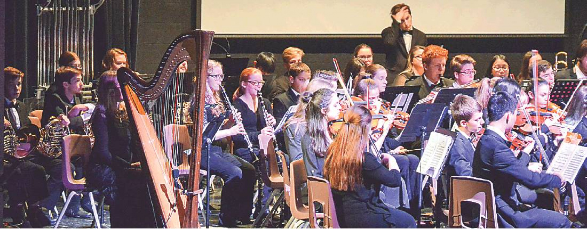 New Brunswick Youth Orchestra Concert at the Imperial Theatre