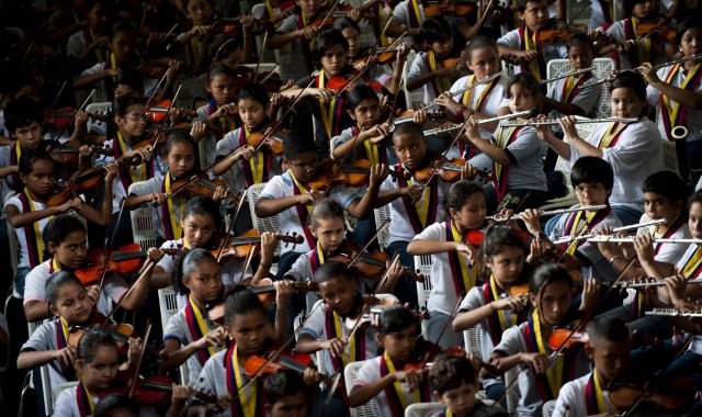 Canada's Successful El Sistema Arrives in Korea